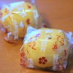 田島屋旅館 - 栗きんとん饅頭