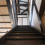 ランプの宿 - 階段☆