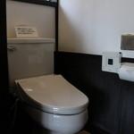 ランプの宿 - トイレ☆
