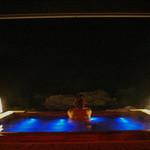 ランプの宿 - 貸切露天 波の湯 夜☆