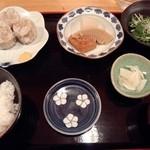 しうまい家 松富 - ランチ シュウマイ定食