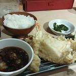 32541028 - 10日の天ぷら定食 \500