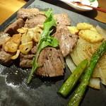 ステーキ膳所 アクワラングIMURA - シャトーブリアン