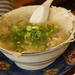 武蔵ラーメン - チャーシュー麺