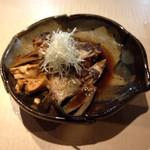いとをかし - 胡椒鯛のあら炊き。