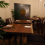 kaFka - 広々としたテーブル席