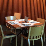 串処 最上 - テーブル席