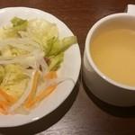32547652 - サラダ・スープ