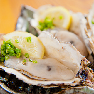 北海道の新鮮な海鮮を豊富にご用意◎