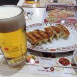 32549080 - ビール&餃子
