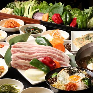 本場韓国料理を東京五反田で堪能♪♪