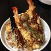 焼鳥 たかはし - 料理写真:天丼 大盛 ¥800