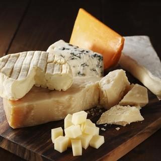 味・香りともに満点の本物のチーズを堪能。