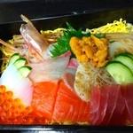 仲よし - 上海鮮ちらし寿司