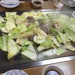 ふくい - スペシャル鉄板焼き