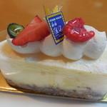 サンルイ島 - チーズケーキ