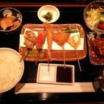 32557512 - ランチ サービス定食(2014年11月)