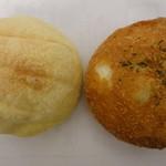 ペニー - メロンパン+コロッケドーナッツ