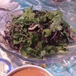 中華料理 紫光閣 - ・センマイ辛口あえ 値段忘却