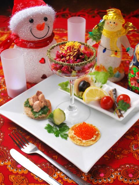 ロシア料理レストラン・バー ニーナ
