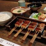 三河 - 門仲セット+田楽2本