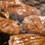 仙台牛たん荒 - 牛タンは炭火でしっかり焼き上げます