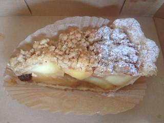 ファニーズワッフル - アップルパイ、美味しかったです