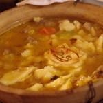 黒猫夜 - 西安の羊スープ
