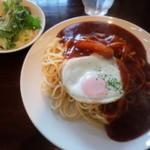 花の木珈琲店 - 料理写真: