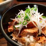 らー麺とご飯の たかぎ - 和風チャー飯