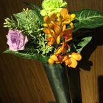 32571866 - ホテルのお花❤︎