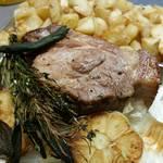 オステリア カンティーナ - 料理写真:湘南みやじ豚肩ロースのロースト