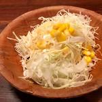 ステーキ&ハンバーグ専門店 東京壱番グリル - セットのサラダ