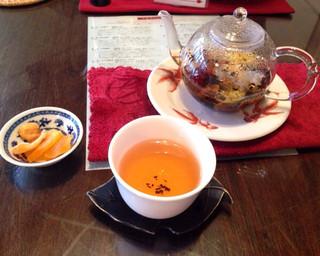 悟空茶荘 - 八宝茶