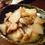 帰家 - 小海老とチャーテの炒め物