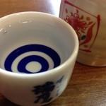 山本屋食堂 - ポン酒