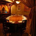 クンビラ - 【歓送迎会&宴会★エンジョイプラン】 個室(椅子席)でコース&飲み放題