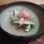 32579752 - 玉手箱コースの小松菜のおひたし