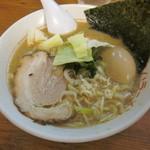 松福 - うまいラーメンハーフ500円