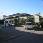 松福 - 駐車場遠景