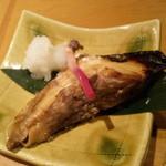 炉囲土 - 鯖の麹焼き