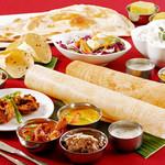南インド料理ダクシン - 料理写真:
