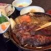 御成町 石川 - 料理写真:関西風「すき鍋御膳」お昼限定