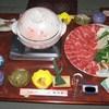千里園 - 料理写真:夕食