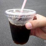 ブーランジェリー ソラハナ - アイスコーヒー!(2014,11/09)