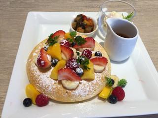 トバゴ カフェアンドバー - パンケーキ