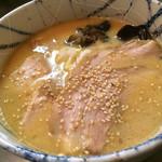 風来居 - 味噌ラーメン 770円