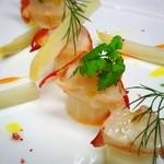 プチレストラン ブーケ・ド・フランス - 料理写真: