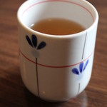 かうらい屋 - コーン茶