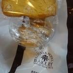 カフェ・ラ・セゾン - 日光ゆばクッキー、6枚入り